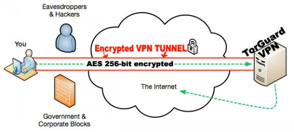 Anonymous VPN | NO LOGS! - TorGuard.net