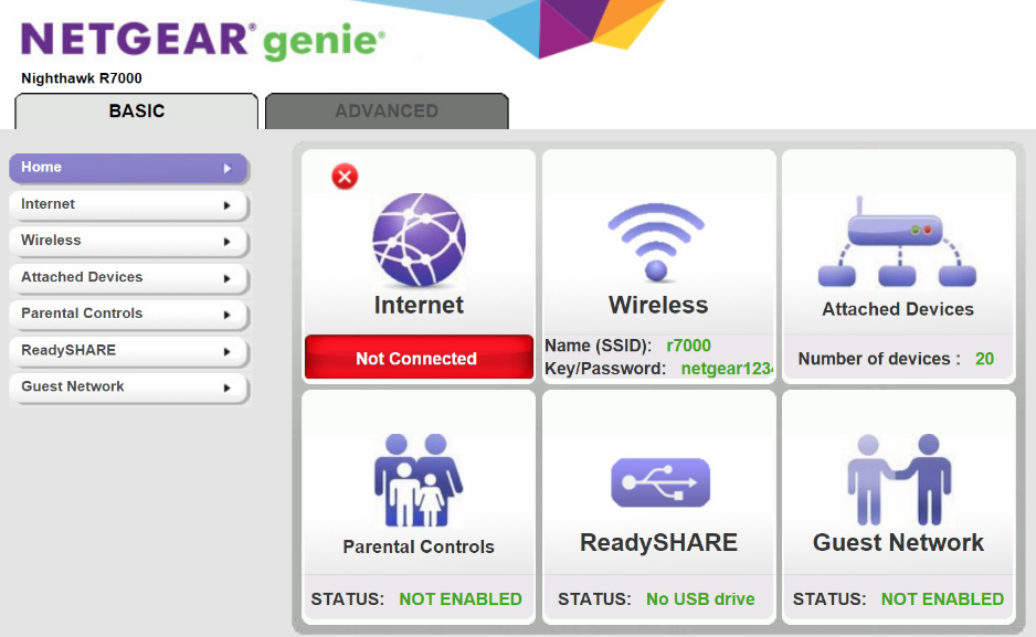 Several Netgear Routers have a Confirmed Security