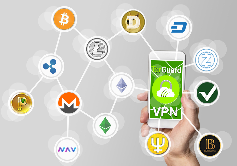 Why you should pay your VPN bill with cryptocurrency