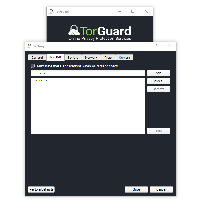 How to Use TorGuard's VPN Kill Switch Features |