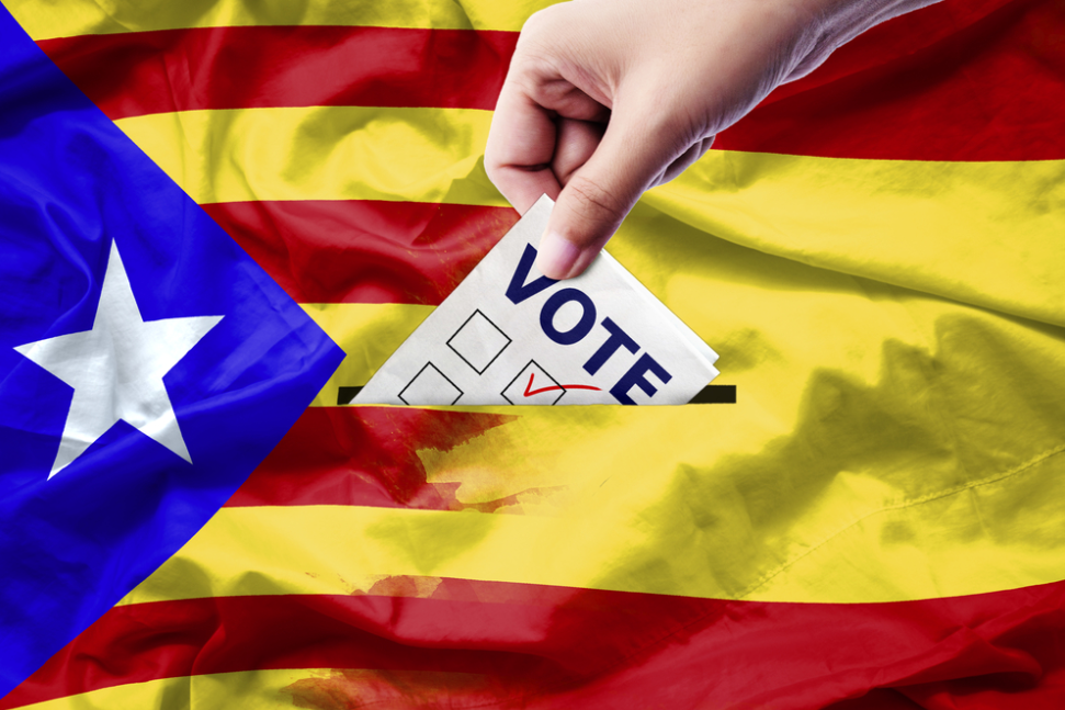 Despite Internet Censorship and Police Brutality, Spain's Referendum Reaches 90% Approval Rate