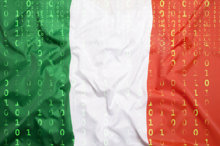 Italy Passes New Six Year Phone & Internet Data Retention Law