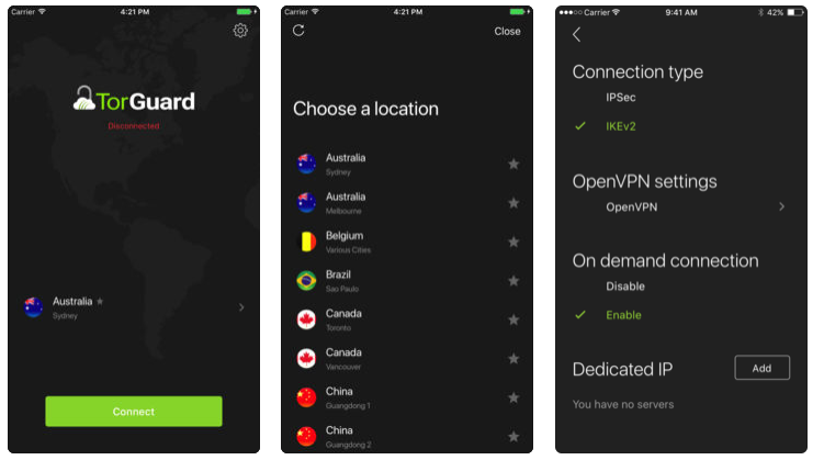 TorGuard Adds OpenVPN Connect Options to iOS App |