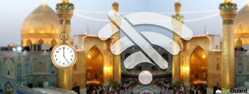 Iraq Introduces Internet Curfew, No Internet from 5 pm to 7am