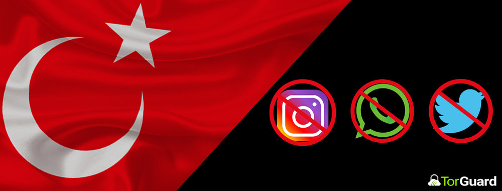 Twitter, Whatsapp, and Instagram Blocked in South Turkey