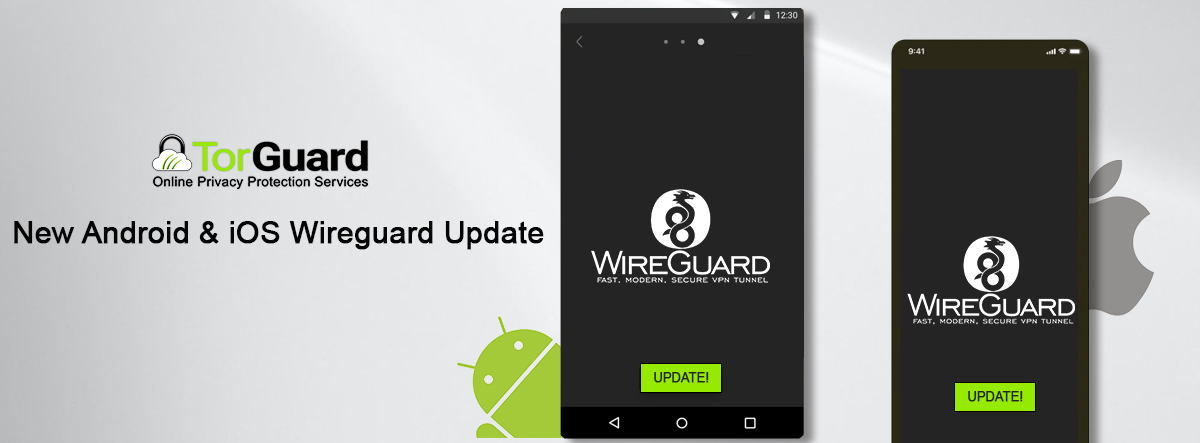 WireGuard is now available on Android & iOS