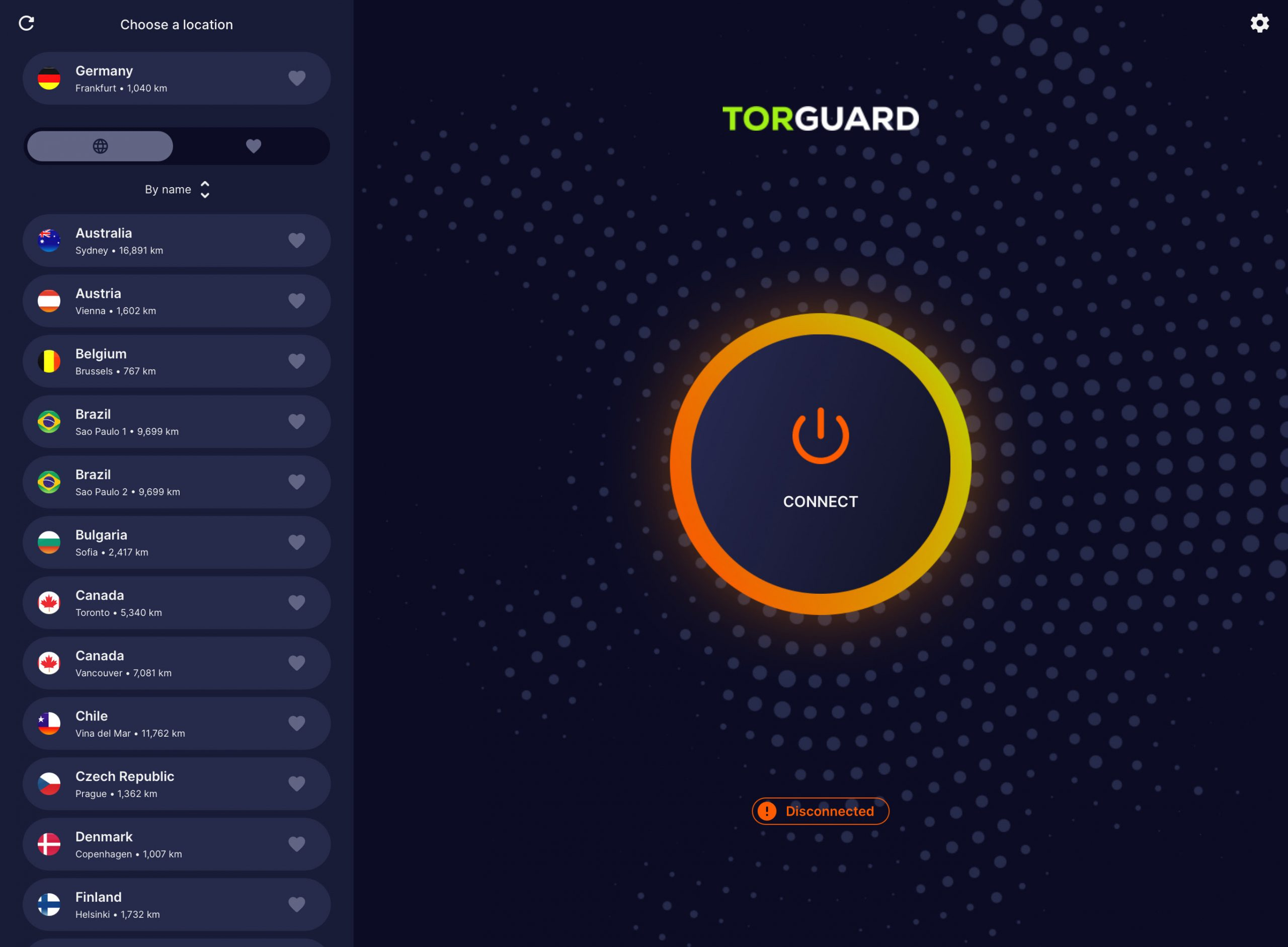 Meet the New TorGuard iOS App