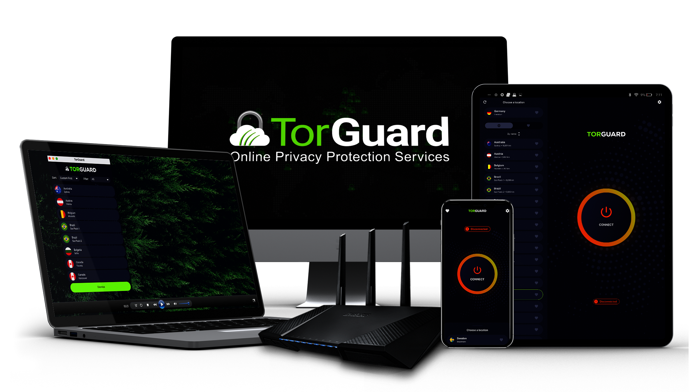 TorGuard's New Desktop and Android App is Live