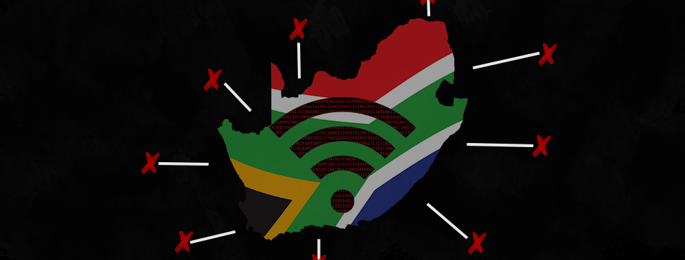 South Africa Wants to Own All Internet Users