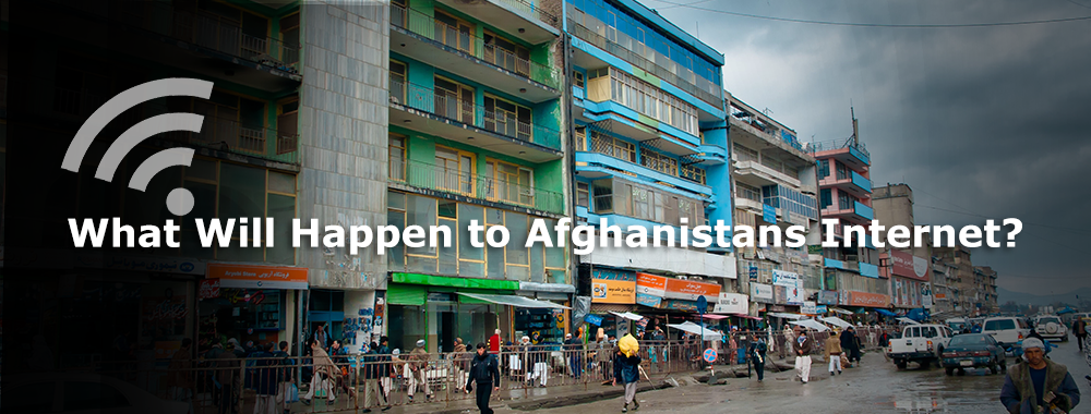 What Will Happen to Afghanistan's Internet?