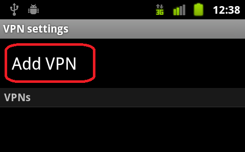 Ubuntu vpn activation of network connection failed