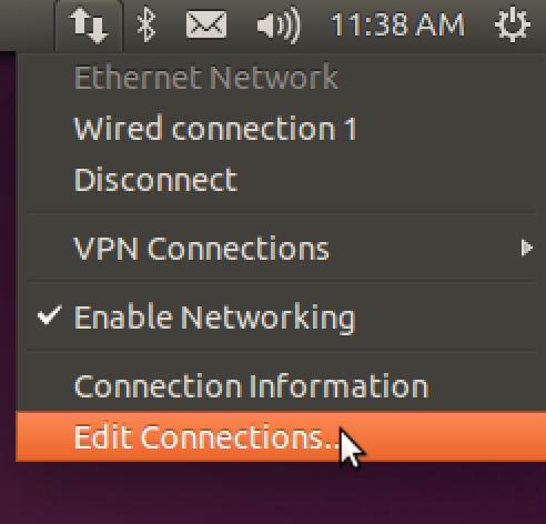 How to Setup OpenVPN using Ubuntu Network Manager - Knowledgebase