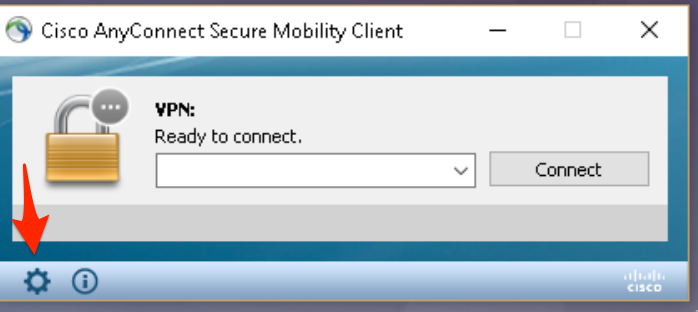 cisco any connect secure mobility client