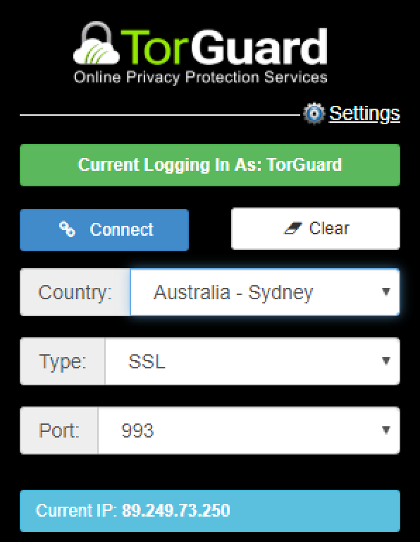 Getting Started with TorGuard VPN | TorGuard