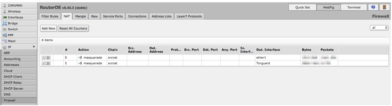 How-To Setup PPTP on a Mikrotik Router - Knowledgebase