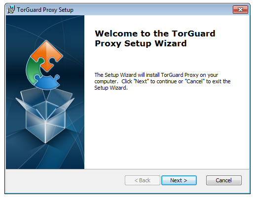 How to Install TorGuard Torrent Proxy in Windows |