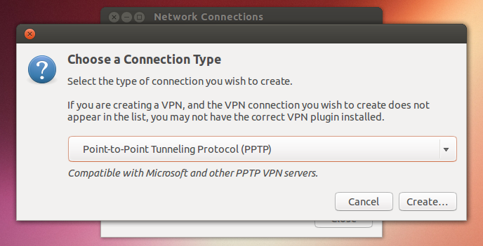 How to Setup PPTP VPN access under Ubuntu - Knowledgebase - TorGuard