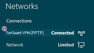 Windows8 PPT VPN Setup: Step 11